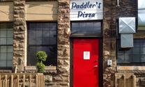 paddlers pizza