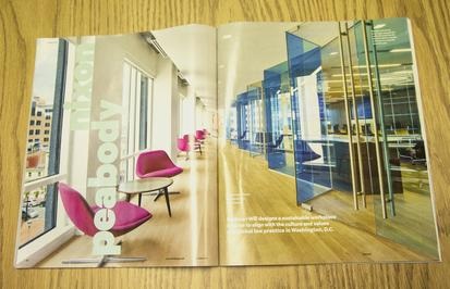 Solar Graphics press magazine window films contract picture image