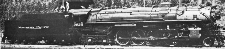 The Timken 1111, an experimental steam engine built for the Timken Roller Bearing Company by ALCO.