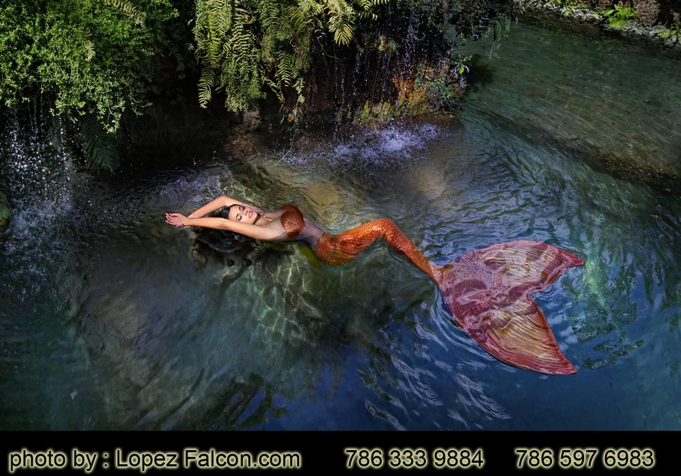 QUINCEANERA MERMAID UNDERWATER QUINCES PHOTOGRAPHY SECRET GARDENS MIAMI QUINCE LOPEZ FALCON