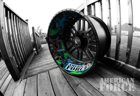 American Force custom wheel Dealer Ohio