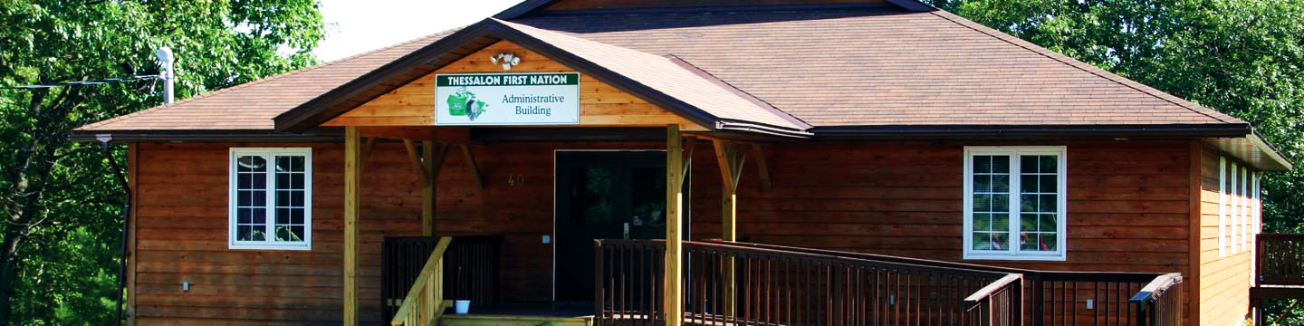 Thessalon First Nation - First Nation, Reservation