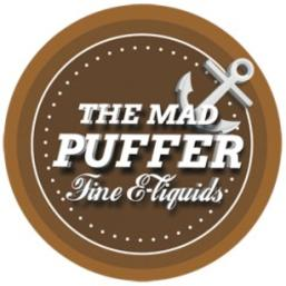 Mad Puffer ejuice available at The Ecig Flavourium Toronto vape shop