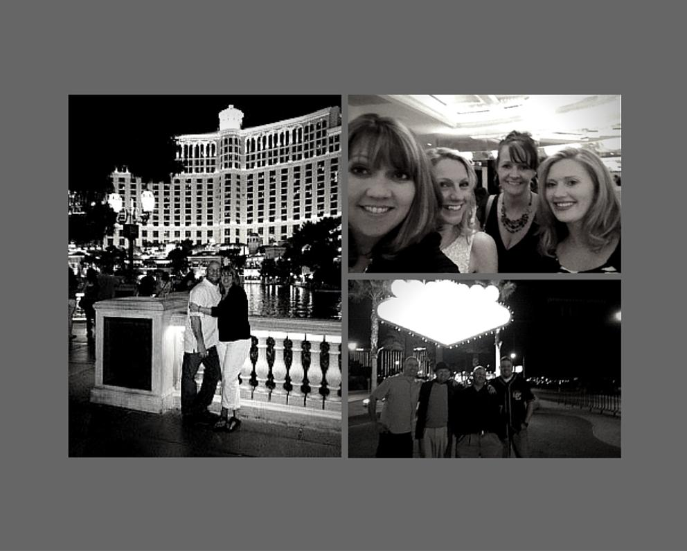 Allison John and Friends Go to Vegas