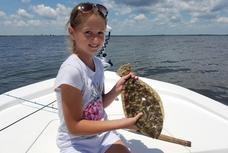 flounder fishing Neuse River