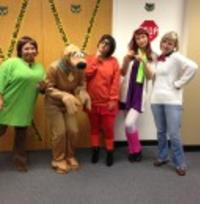 Scooby Doo style Party Character