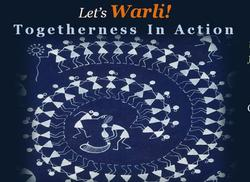 Let's Warli- Togetherness In Action