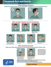 CDC On PPE