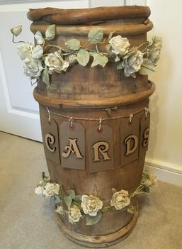 grain barrel post box sweet dreams candy cart