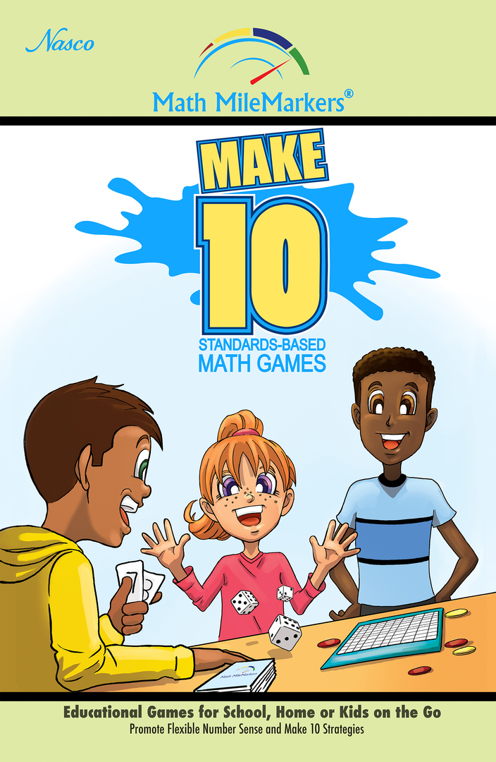 Math Stories and Games - Math MileMarkers/Math4Minors