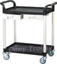 drawer utility carts, lab trolley manufacturer Taiwan, plastic utility carts factory, 4-tier utility carts, 4-tier service cart