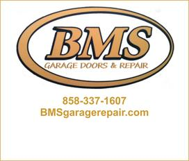 BMS Garage Doors & Repairs Website