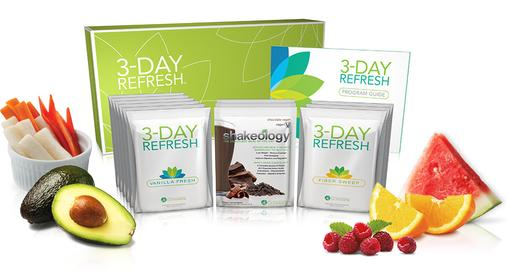 beachbody, 3 day refresh, detox, 3 day detox, supplements