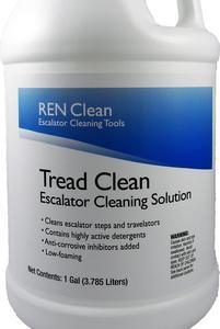 "12 24/"" Wide /""W/"" Series Escalator Pads REN WO2400 REN Escalator Cleaning Pads"