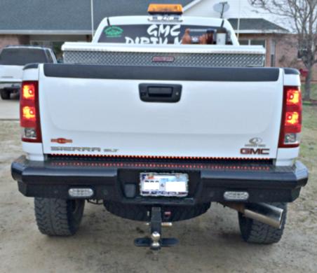 1993 chevy pickup rear bumper