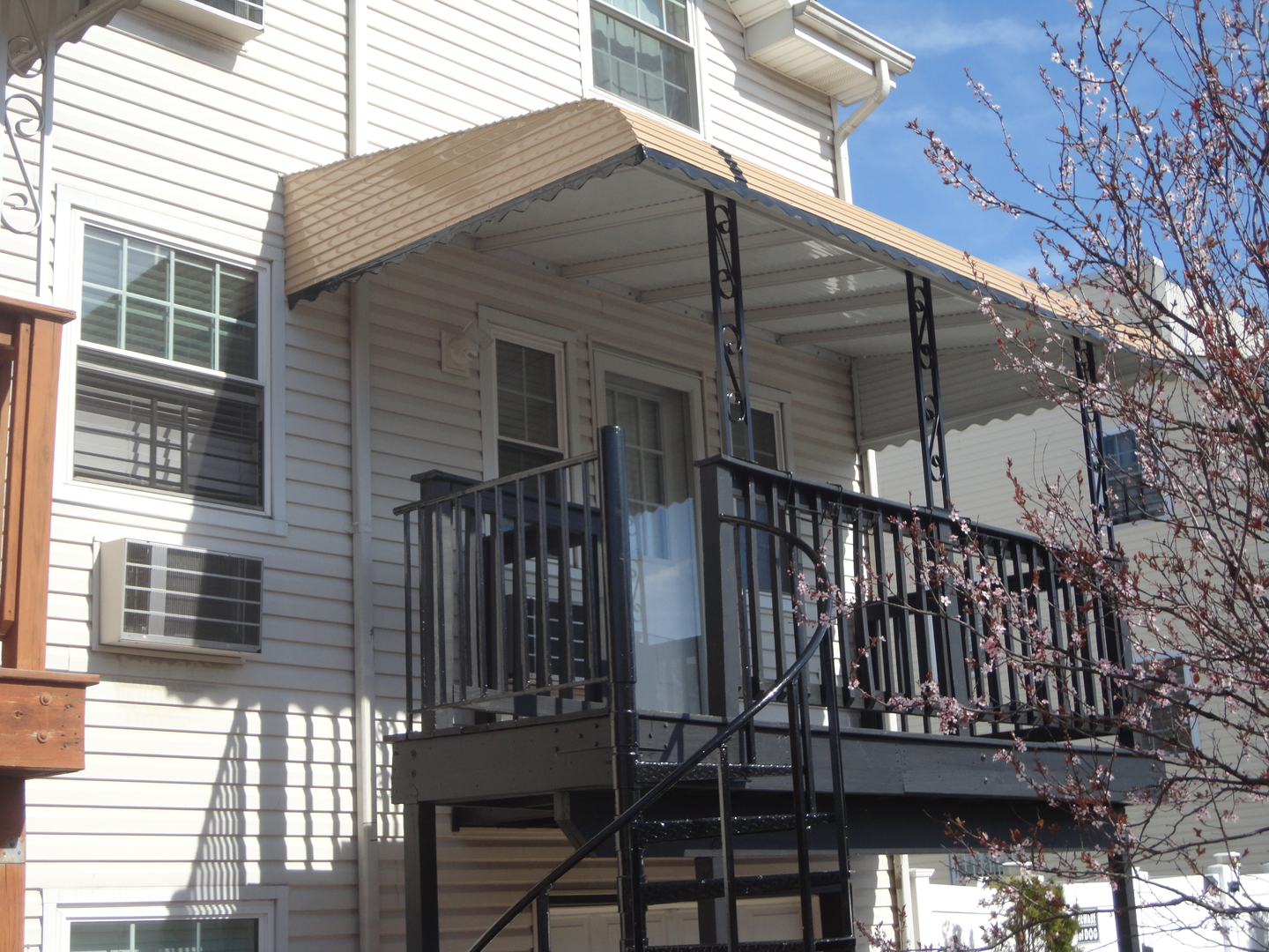 aluminum home awnings queens brooklynl i free estimate