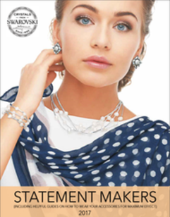Import Designs Jewelry Fundraiser Brochure