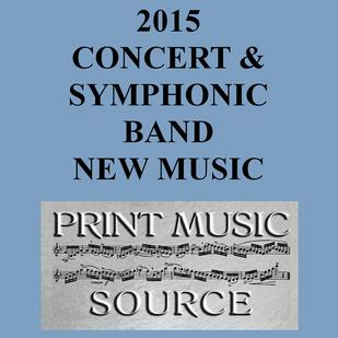 FREE 2015 Band MP3s and/or Scores