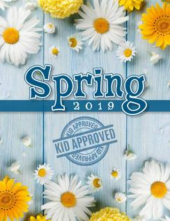 Spring Fundraiser Shopper Catalog