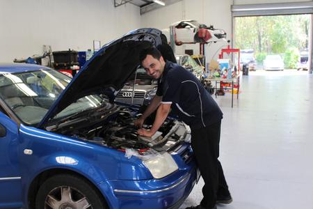 Mechanics Coorparoo