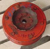 221-2297A1 Used flywheel for a 1967 Mercury 20 hp outboard motor Serial #2190473 OEM 221-2297A1