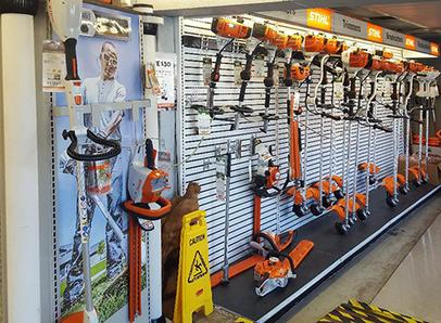We specialize in outdoor power equipment including Chainsaws, Blowers, Trimmers, Brush Cutters, Construction Equipment and other Outdoor Power Tools.