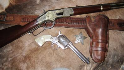 Antique Firearms of the Old West