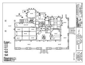 As Built Plans Boma Standards Dimensions Floorplans Austin Tx