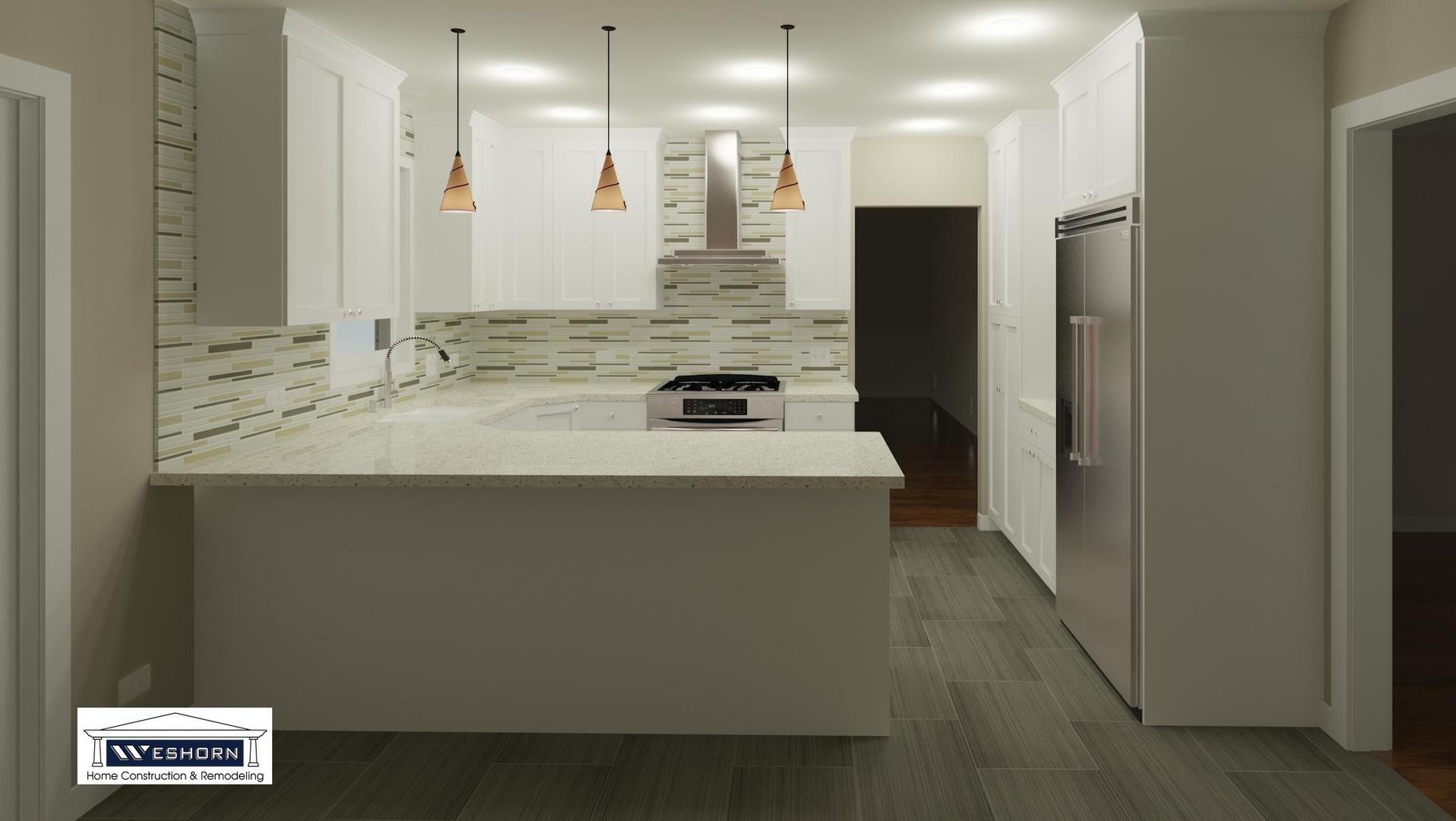 Design Examples Kitchen Bath Basement Remodeling Finishing