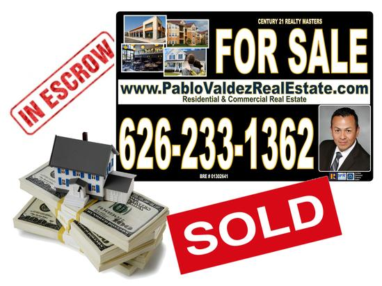 Real Estate Agent in Montebello CA. /Pablo Valdez