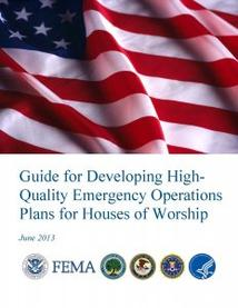 FEMA Guide to Developing High-Quality Emergency Operations Plans for Houses of Worship