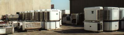 USED REEFER UNITS