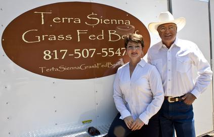 Terra Sienna Grass Fed Beef Ranchers