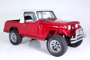 69 Jeep Commando Custom