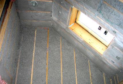 Wet Amp Blown Cellulose Insulation Evansville In Elite