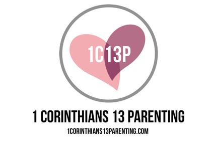 Head over to 1Corinthians13Parenting.com and subscribe
