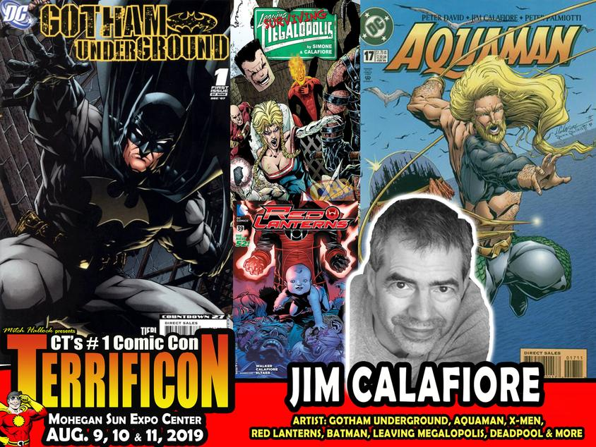 JIM CALIFORE TERRIFICON