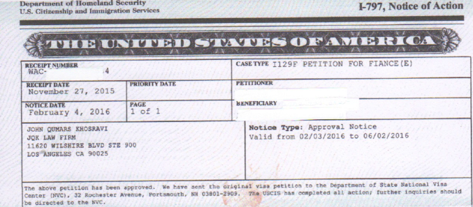 How to get a Green Card K-1 Fiancé Visa