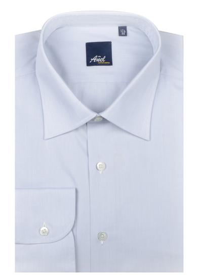 "Añel linen shirt designed following the traditional guidelines established by the Neapolitan sartoriale school, the ""cannoncino"" or plain front with a lined hand finished. Wear this shirt and you'll then fathom what pure pleasure and utter comfort actually means."