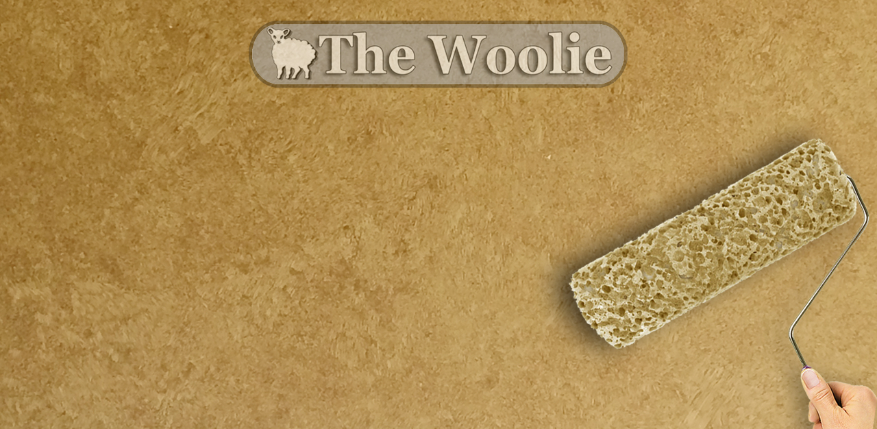 Official Manufacturer\'s Site Home Page - The Woolie Faux Painting