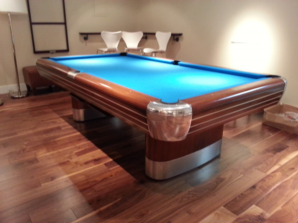Service Photo Gallery - Princeton pool table