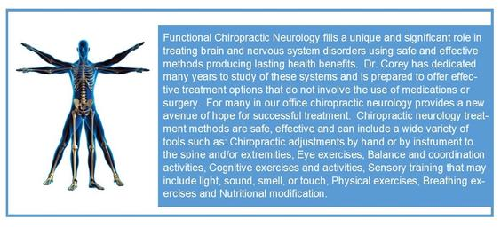 Functional Chiropractic Neurology