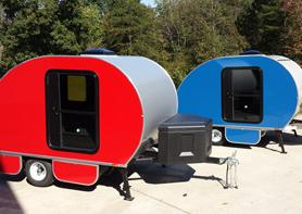 Star City Teardrops camping trailers for sale