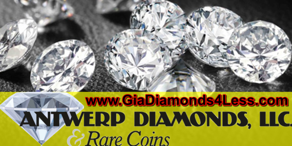 Loose Diamonds in Roswell GA - Antwerp Diamonds and Rare Coins