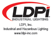 LDPI Industiral & Hazardous Lighting Logo
