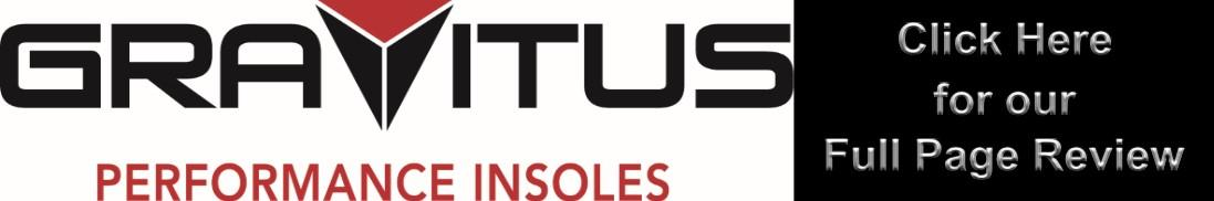 Gravitus Performance Insoles