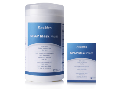 CPAP Mask Cleansing Wipes Dubai UAE