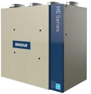 Broan HE series Air Exchangers
