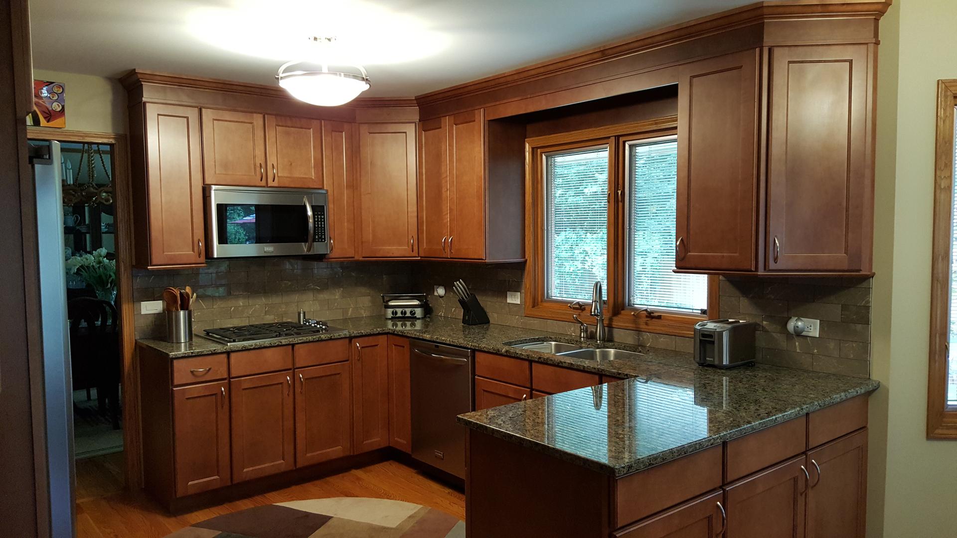 Complex Woodwork Kitchen Cabinet Vanities Cabinets Hardware