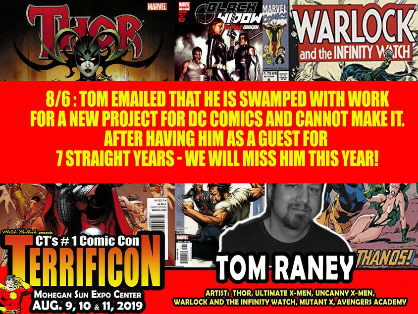 TOM RANEY TERRIFICON